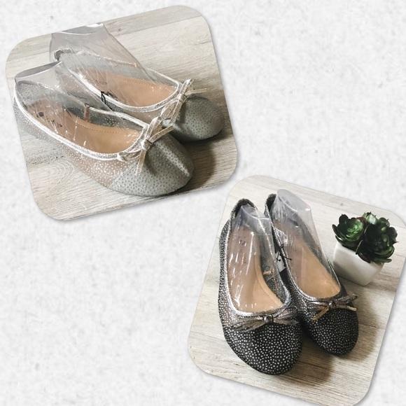 188993dc69d7f chatties Shoes   Ladies Sparkle Mesh Ballet Flats   Poshmark